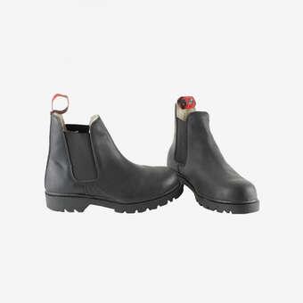 b2aa2346fea Mink Horse Stald / Arbejdsstøvle med varmt